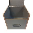 Hocker für Thetford Toilette Porta Potti 145/345 - grau
