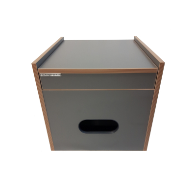 Hocker für Thetford Toilette Porta Potti 335 - grau