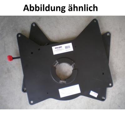 Drehkonsole MB Sprinter / VW Crafter ab 2006 - Fahrerseite - ohne Schwingsitz - CBTO15G2