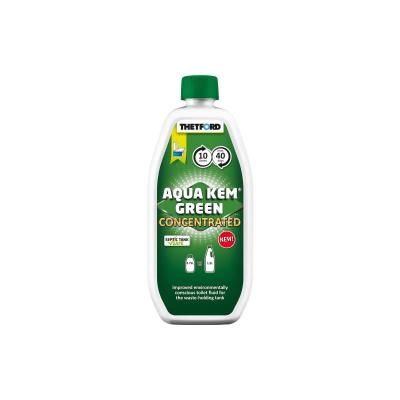 Thetford Aqua Kem Green Konzentrat - 0,75 Liter - Sanitärflüssigkeit