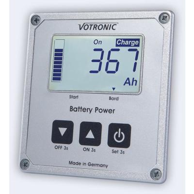 Votronic LCD-Batterie-Computer 400 S inkl. Smart-Shunt