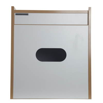 Hocker für Thetford Toilette Porta Potti 165/365 - Weiß