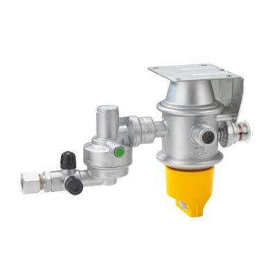 GOK Caramatic DriveTwo Sicherheits-Gasdruckregler Horizontal 30 mbar