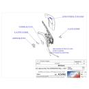Handbremsenadapter für Mercedes SPRINTER M907 (seit...