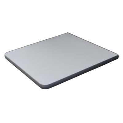 Tischplatte Anthrazit-Metallic - Wandklapptisch Tischplatte Platte Holzplatte B40 x T40 cm