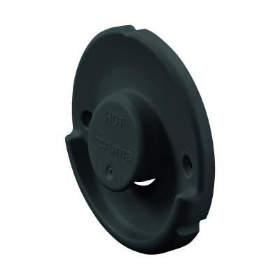 Kaminaußenteil Truma WK - Farbe schwarz