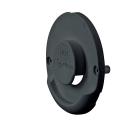 Kaminaußenteil Truma - ZR 80 Farbe schwarz