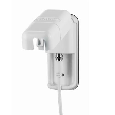 Maxview Außensteckdose F-Anschluss - weiß - für Sat-Antenne - B2020