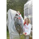 Fiamma Bike Cover Premium S für bis zu 4 Fahrräder - Abdeckhaube Schutzhülle