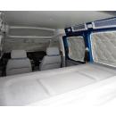 Isoflex Thermomatte VW Caddy Maxi ab 2004 - 8-teilig -...