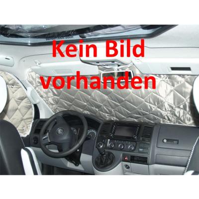 Isoflex Thermomatte Wohnraum 4-teilig VW T5/T6 ab Bj.2003 - LR ohne Verkleidung