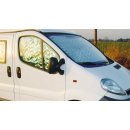Isoflex Thermomatte Renault Trafic Bj.2002-2014 - Fahrerhaus