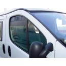 Lüftungsgitter - Renault Trafic, Opel Vivaro, Nissan...