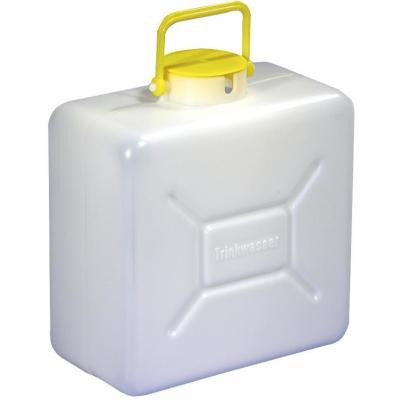 Weithalskanister 15 Liter - mit Steckkappe - Wasserkanister