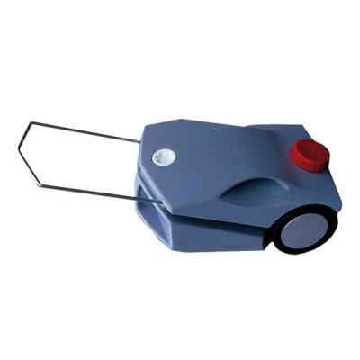 Abwassertank - 22 Liter - grau - Abwasser-Mobiltank