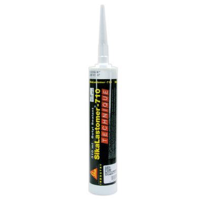 SikaLastomer 710 - 310ml - schwarz - Dichtmasse - Butyl-Dichtstoff