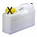 Raumsparkanister 12 Liter DIN 96 - ohne Ablasshahn - ohne...