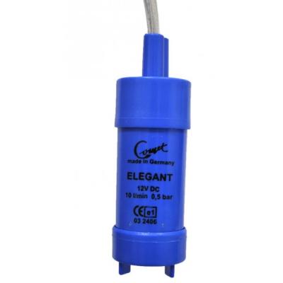 Tauchpumpe Elegant - 12 V - 10 Liter - 0,5 bar