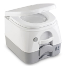 Dometic Portable Toilette 972 - 9,8 Liter - grau