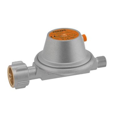 GOK Niederdruckregler - 50 mbar - 1,5kg/h - ohne Manometer - 0111300