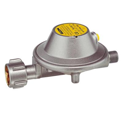 GOK Niederdruckregler - 30 mbar - 0,8 kg/h - ohne Manometer - 0128000