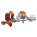 Niederdruckregler Gastankregler 1kg/h 50mbar - 0248100