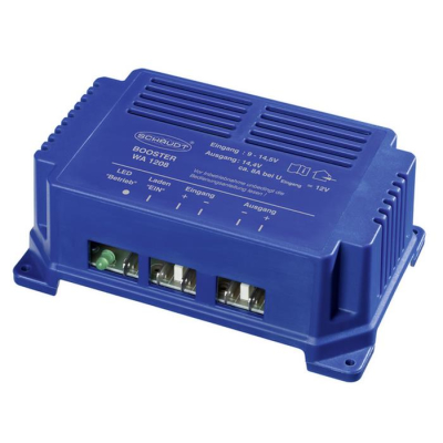 Schaudt Booster WA 1208 - Ladebooster Batterie Reisemobill Booster