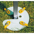 Fiamma Kit Awning Plates Stützfuß Sicherung