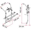 Fiamma Carry-Bike Fahrradträger - VW T5 - 02093B71-