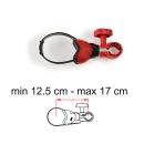 Fiamma Bike Block Pro 1 - rot - Fahrradhalter