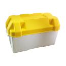 Batteriekasten Kankuro Farbe gelb / weiß