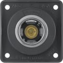 Berker Integro Powersteckdose 12V - schwarz matt