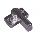 Drehriegel Vorreiber Metall 5 mm - Verchromt