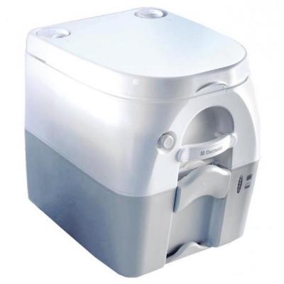 Dometic Portable Toilette 976 - 18,9 Liter - grau