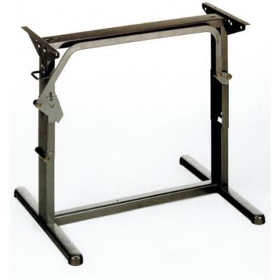Hubtischgestell - Länge 750 mm - Farbe braun