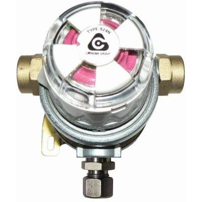 TGO Multimatik 2-Flaschenanlage - 30 mbar - Ausgang 8mm
