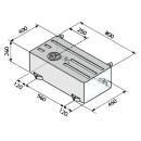 Frischwassertank und Abwassertank EV 1501 - V7-02 - 75...